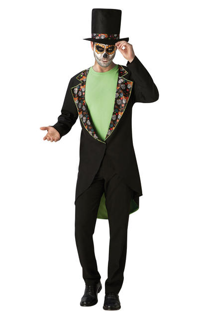Day of the Dead Gentlemans Outfit
