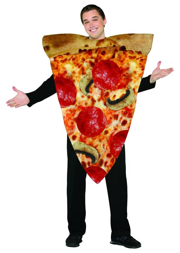 Pizza Slice Costume All Ladies Costumes Mega Fancy Dress