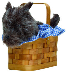 Doggie In Basket Costume