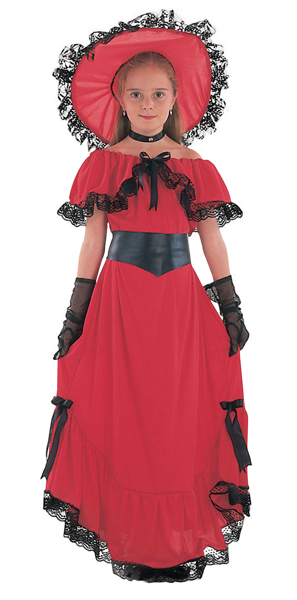 Girls Scarlett OHara Costume