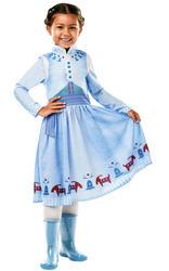 Anna - Olafs Frozen Adventures Dress