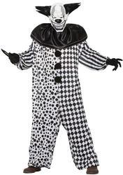 Evil Al The Clown Costume