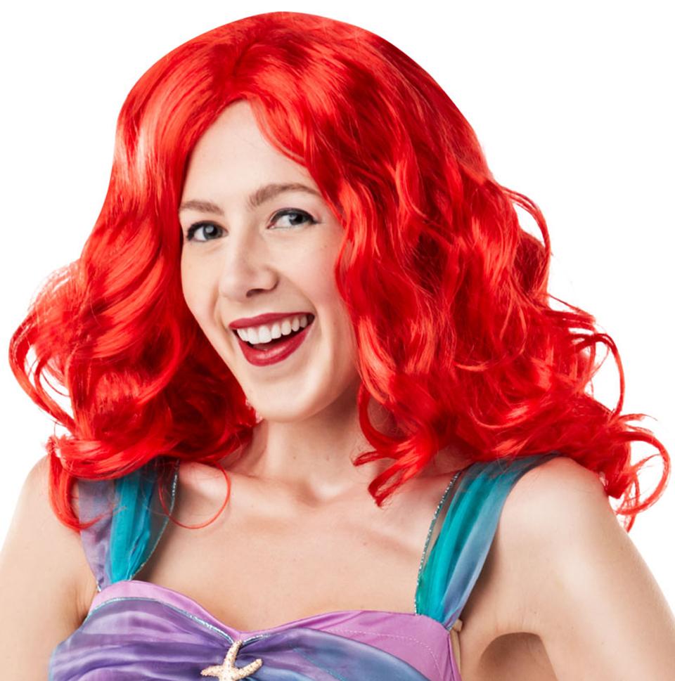 Ariel Wig Adult 56