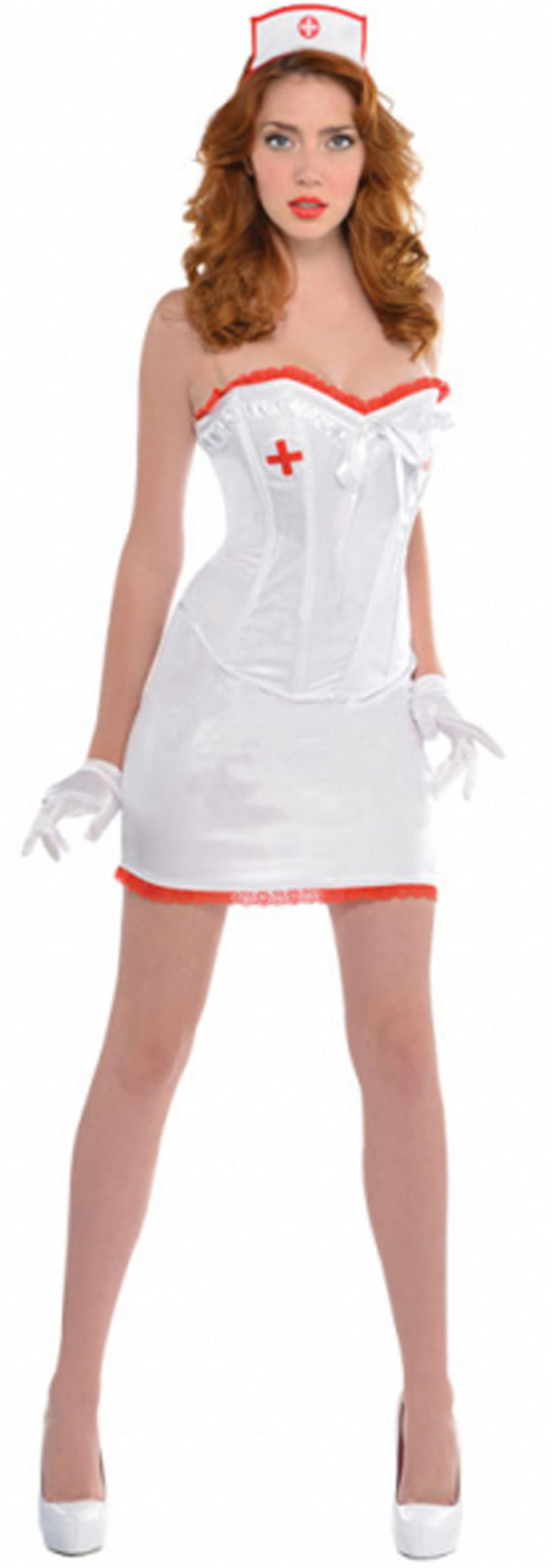 Sexy Ladies Nurse Costume