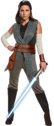 Deluxe Rey Womens The Last Jedi Costume
