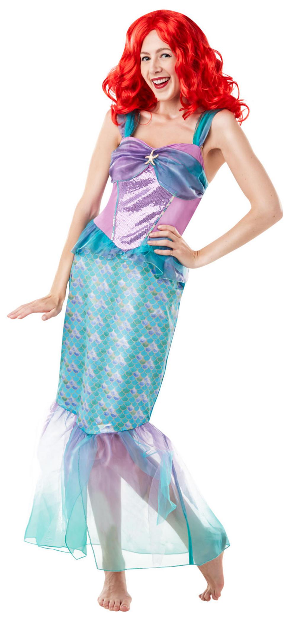 Ariel Ladies Costume