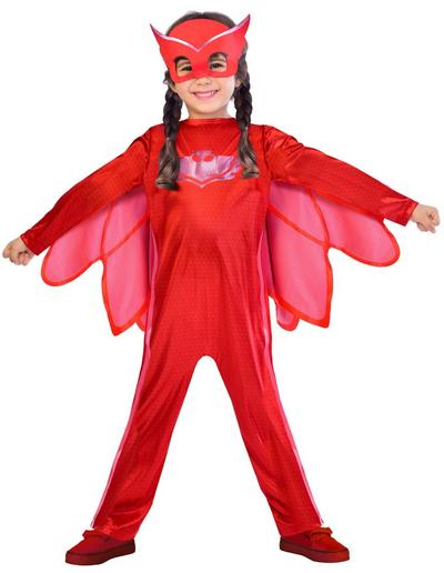 Owlette Girls Costume