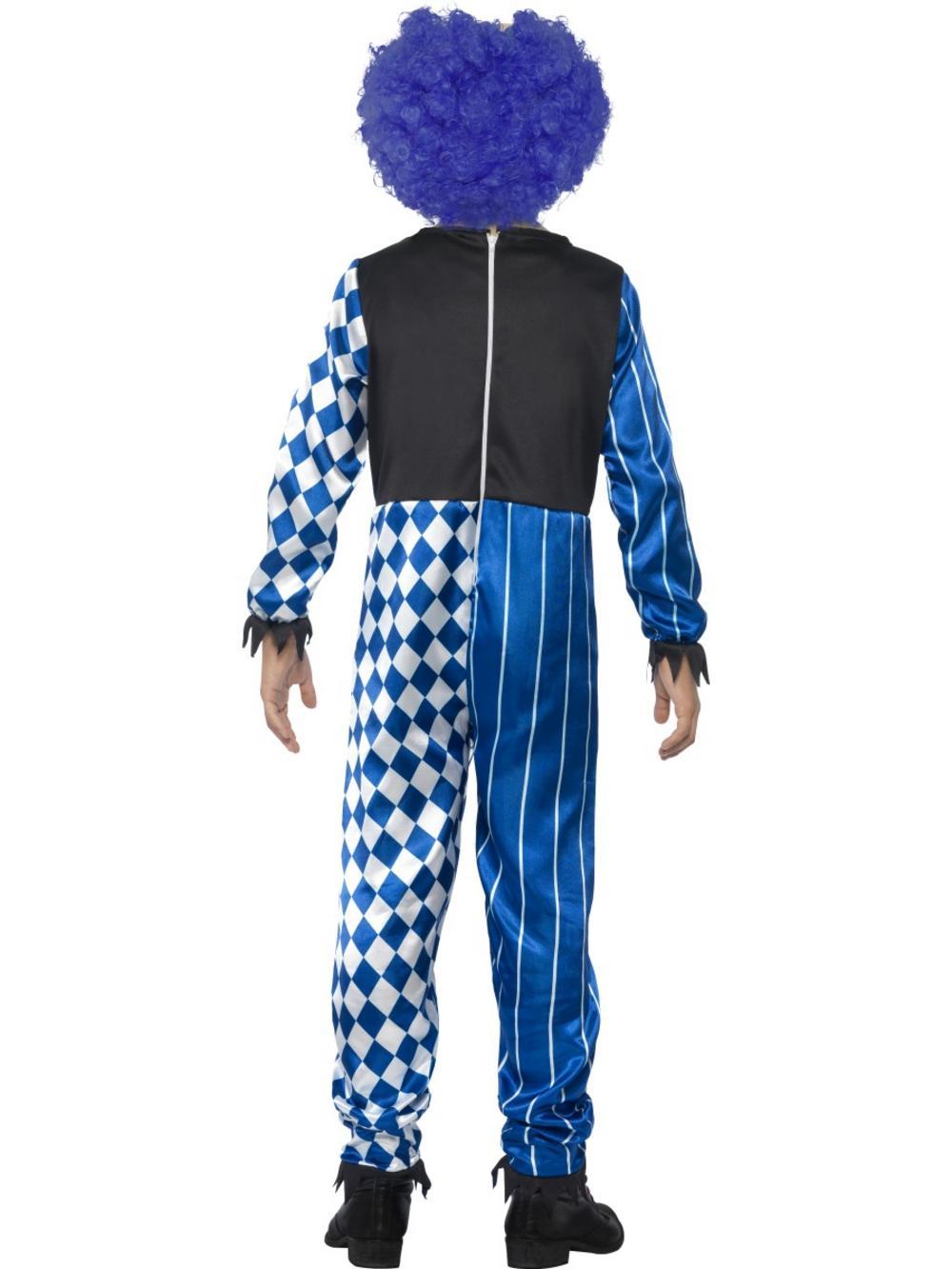 Clown Halloween Costumes Kids