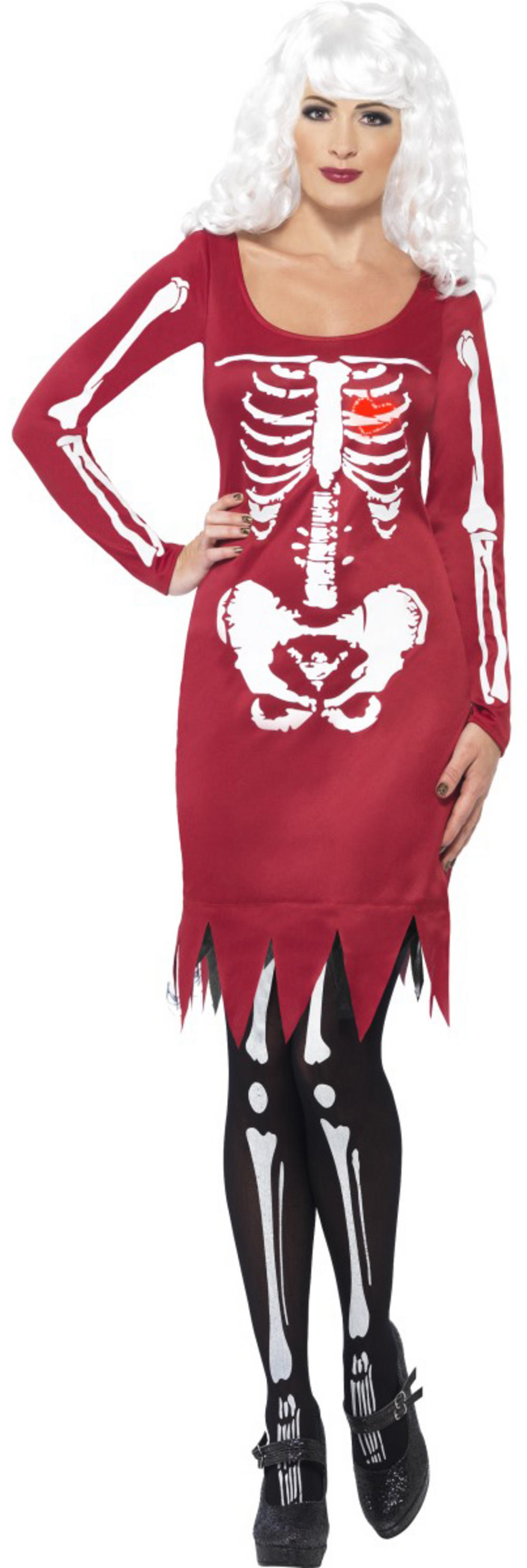 Beauty Bones Skeleton Costume