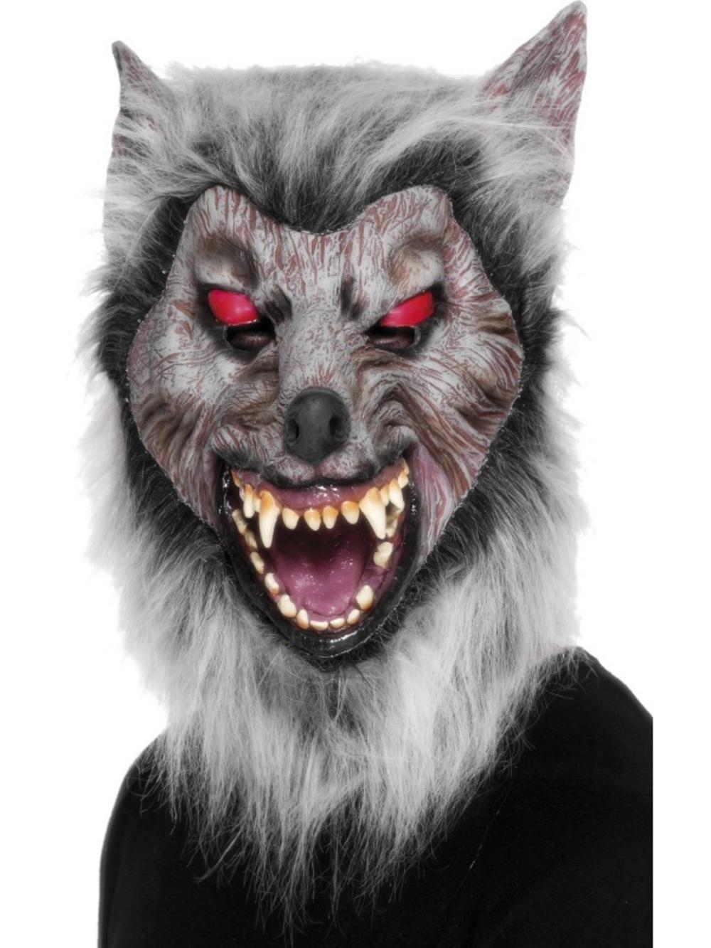 Wolf Prowler Halloween Mask