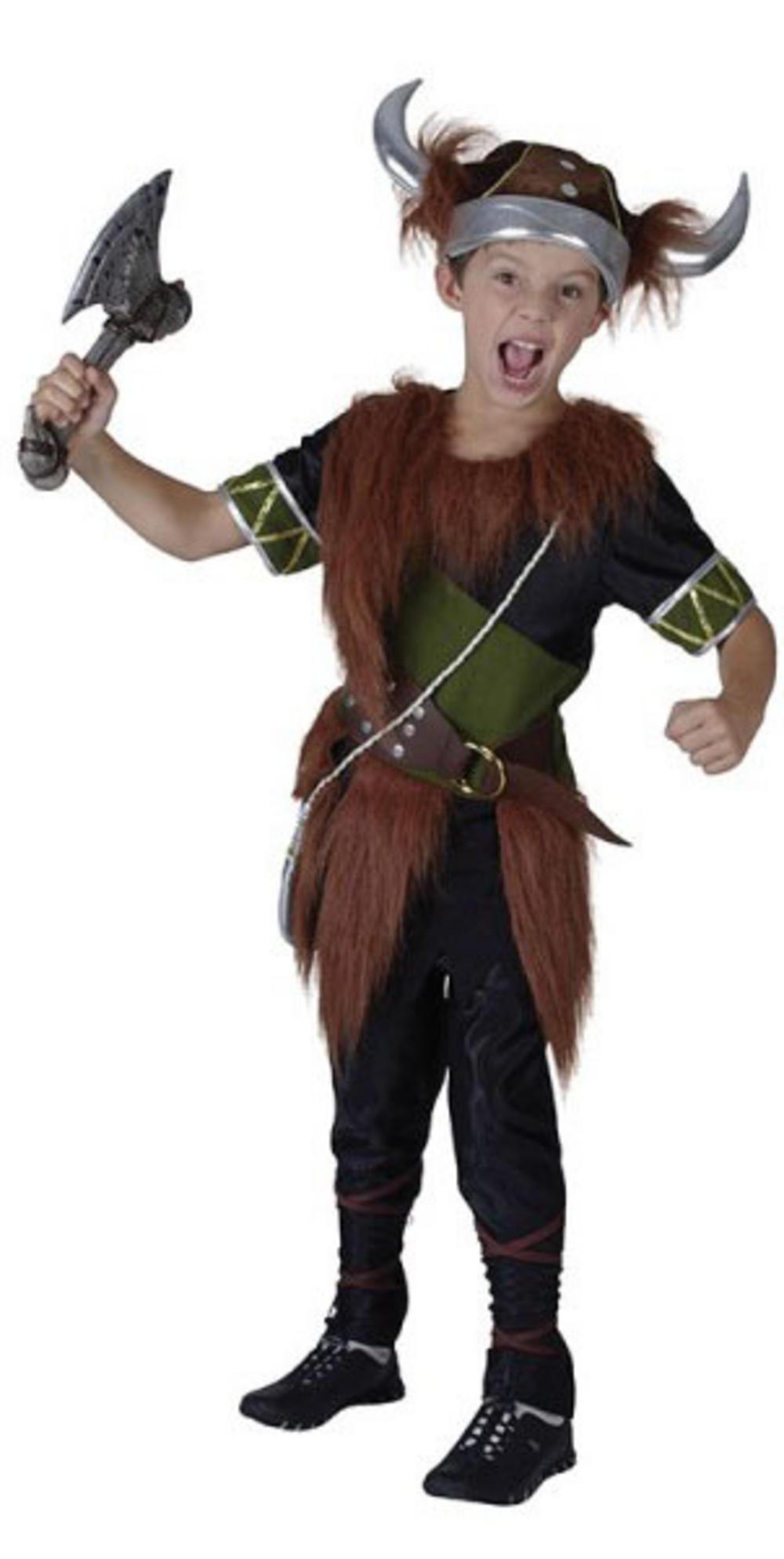 Viking Boy Fancy Dress