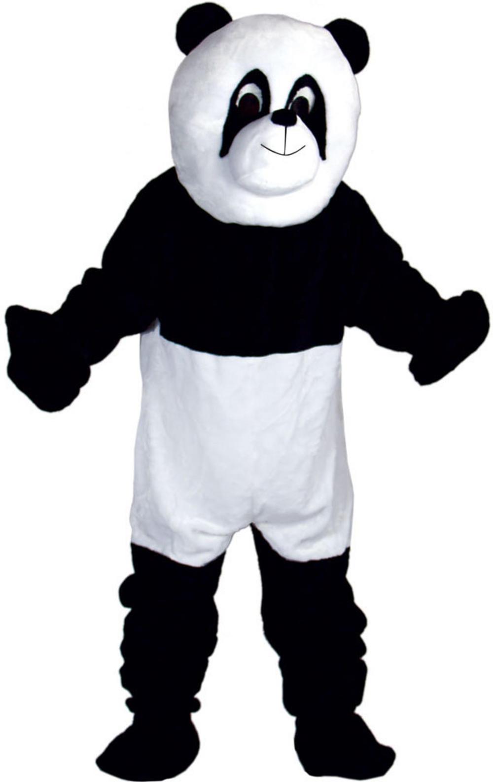 Mascot Panda Costume