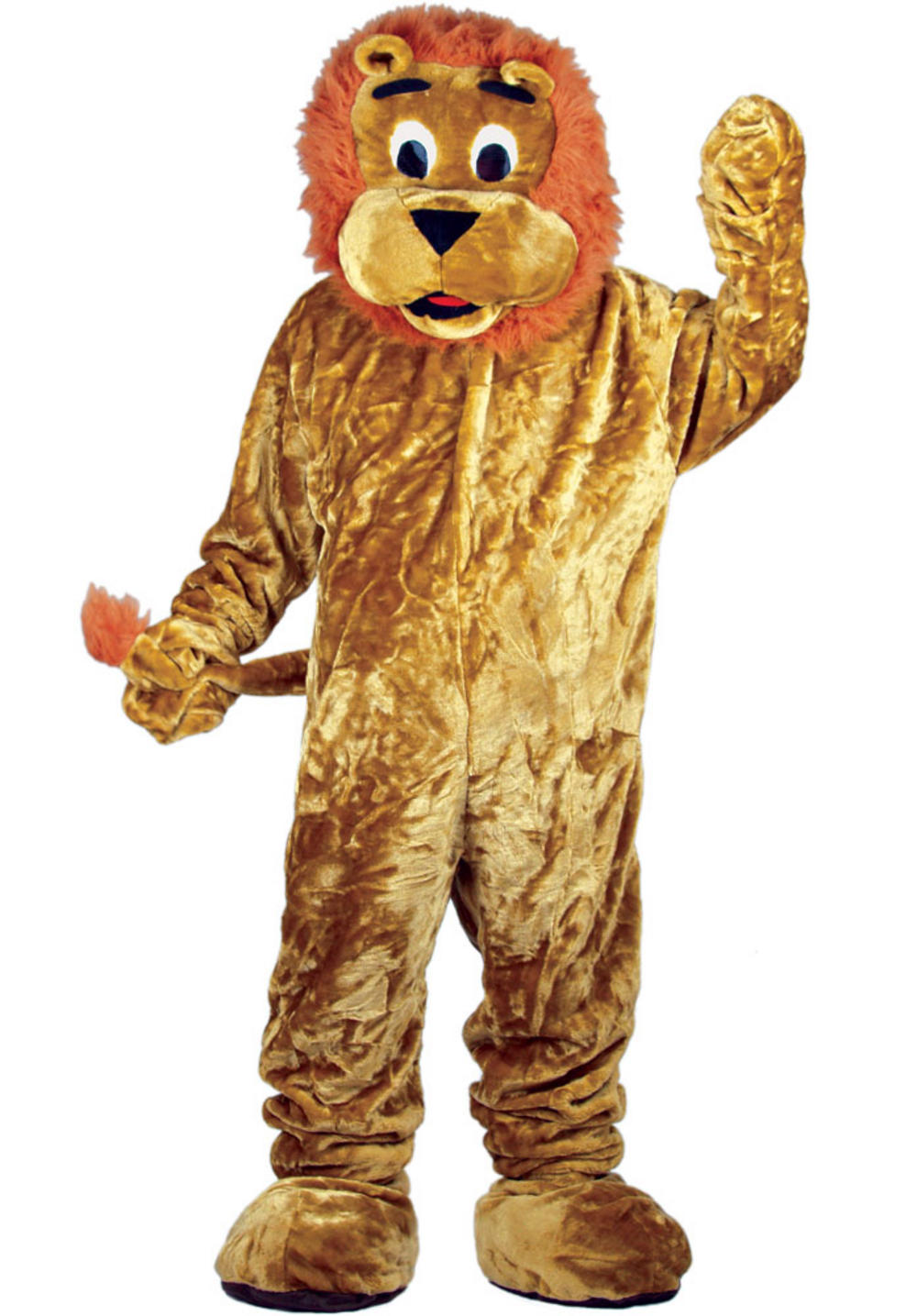 Lion Mascot Fancy Dress