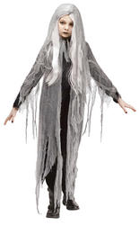 Gauze Ghost Girls Costume