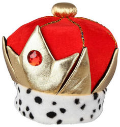 Royal Crown Costume Accessory