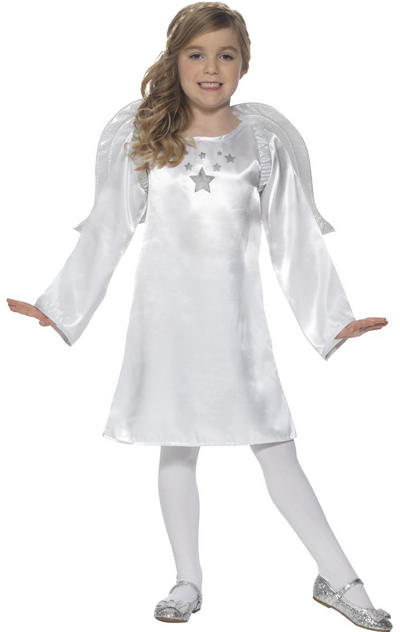 Angel Kids Fancy Dress
