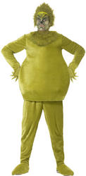The Grinch Mens Costume