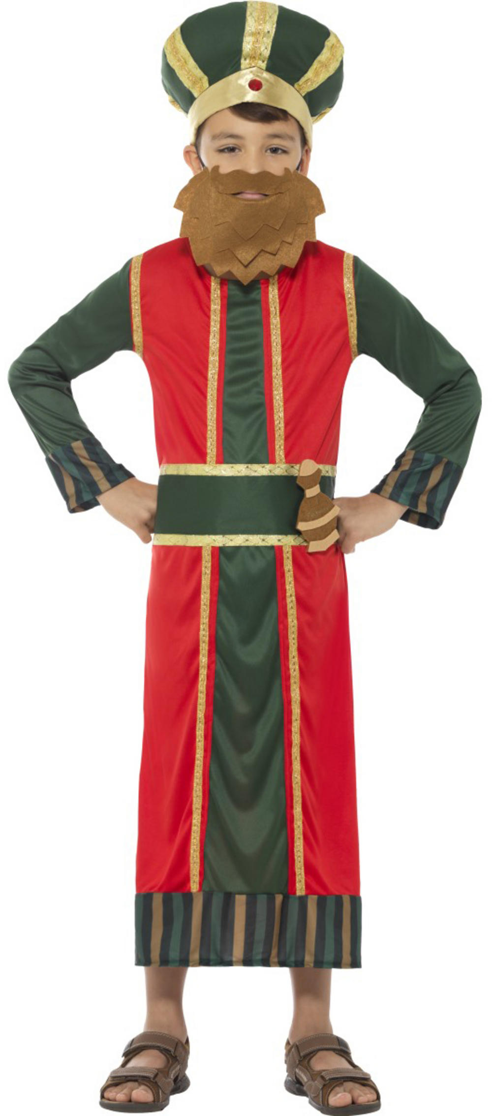 King Gaspar Boys Costume