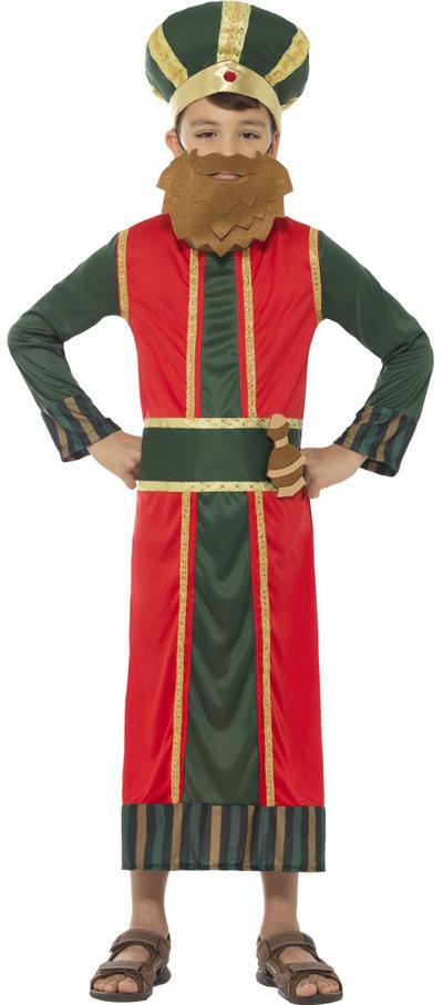 King Gaspar Boys Costume
