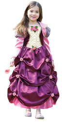 Damson Duchess Girls Costume