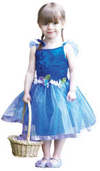 Flower Fairy Girls Costume