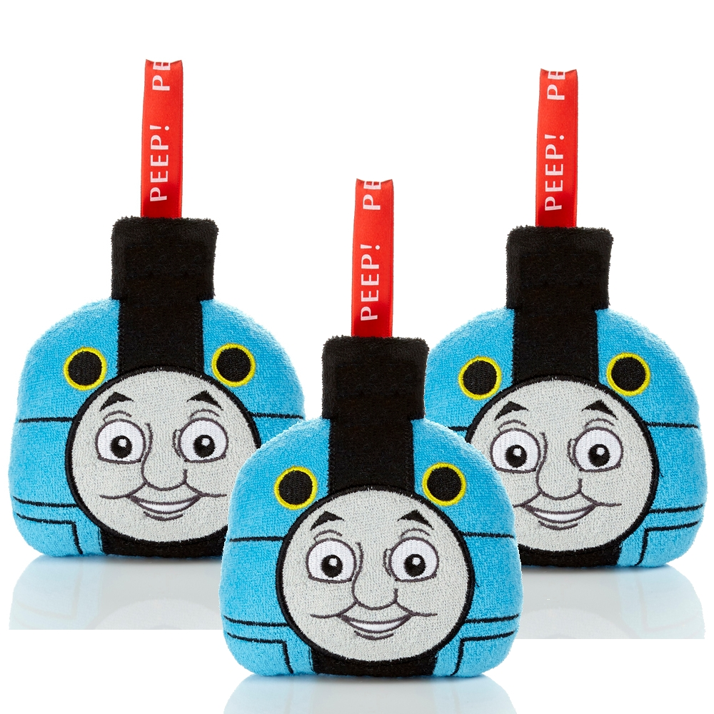 New Pack of 3 Thomas The Tank Wash Pal Fabric Kids Bath Sponge ...