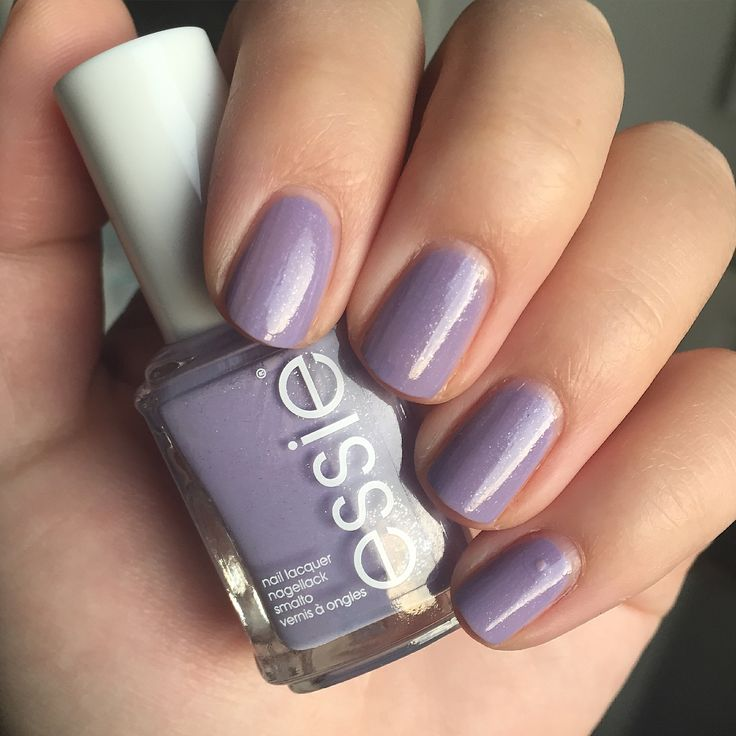 New Essie Nail Varnish Polish 13.5ml 263 Full Steam Ahead Purple ...
