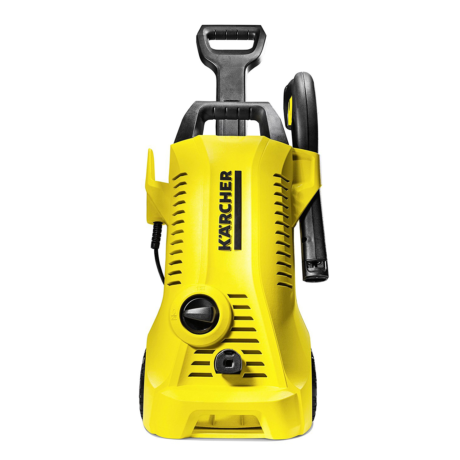 karcher k2 full control pressure washer 1400w 110 bar. Black Bedroom Furniture Sets. Home Design Ideas