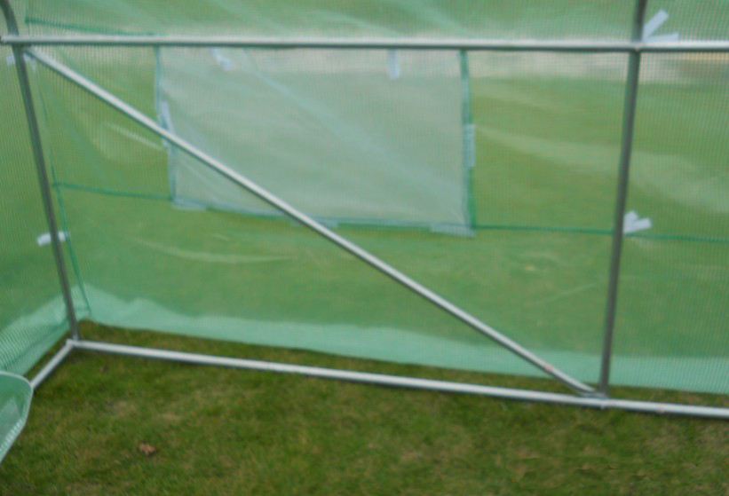 Polytunnel 6m X 3m Quality 6 Section Greenhouse