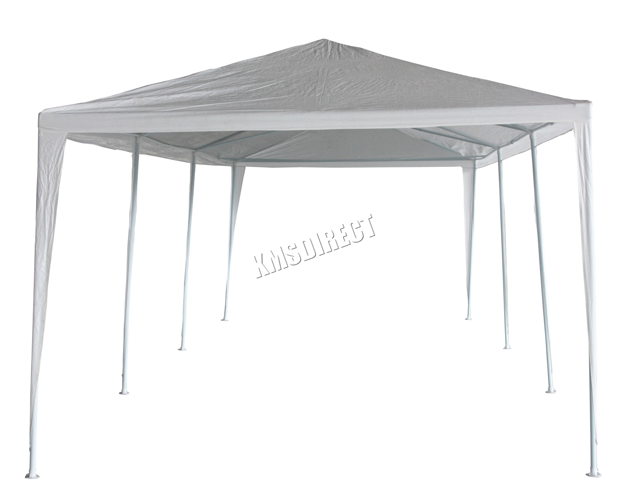 Sentinel 3m x 9m White Waterproof Outdoor Garden Gazebo Party Tent Marquee Canopy New  sc 1 st  eBay & 3m x 9m White Waterproof Outdoor Garden Gazebo Party Tent Marquee ...