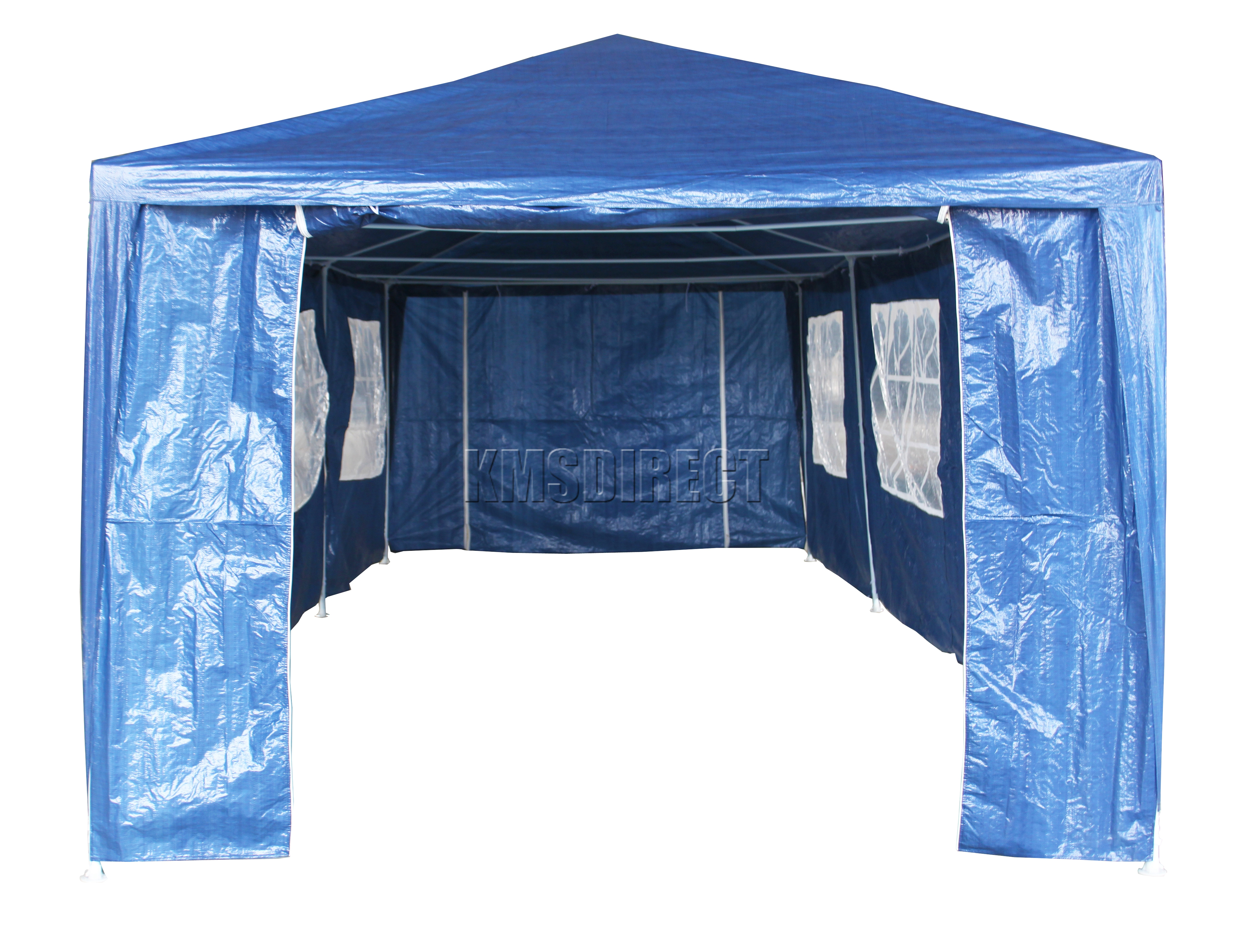 3m x 9m 120g Waterproof Outdoor PE Garden Gazebo Marquee