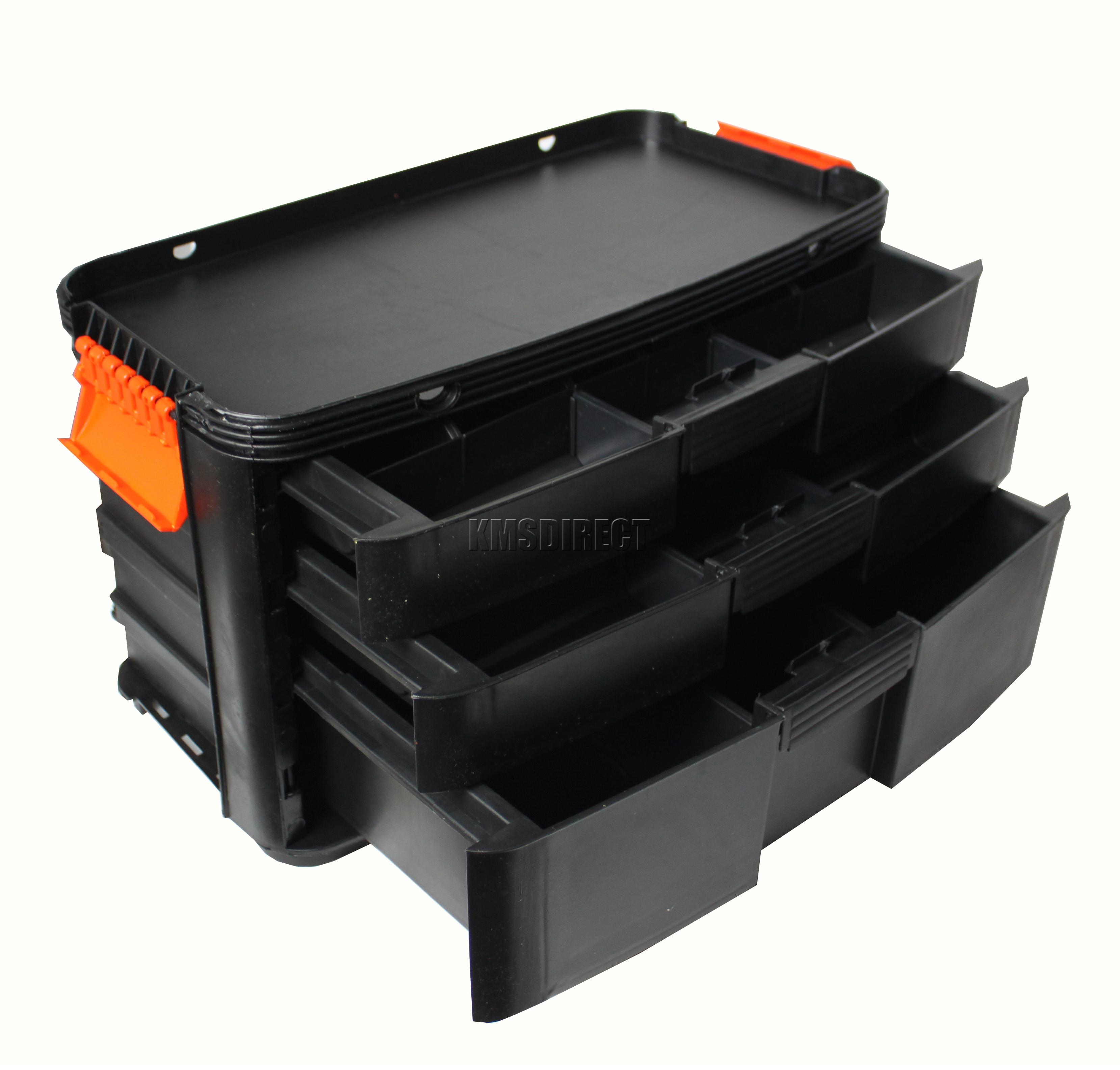 Mobile roller workshop chest trolley cart storage tool box toolbox wheel plastic ebay - Mobel roller teppiche ...