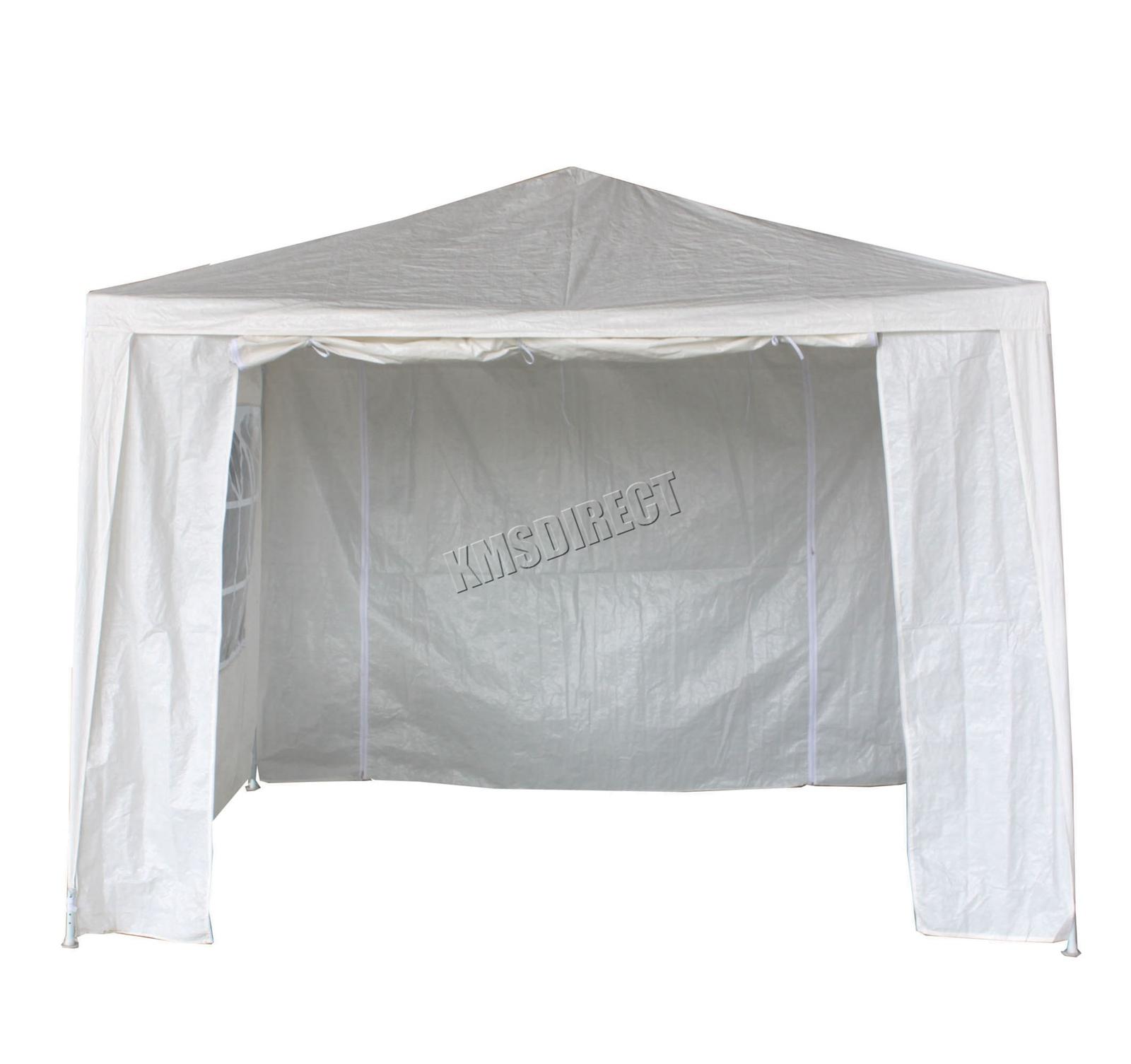 New-3-x-3m-120g-Waterproof-Outdoor-PE-Garden-Gazebo-Marquee-Canopy-Party-Tent Indexbild 26