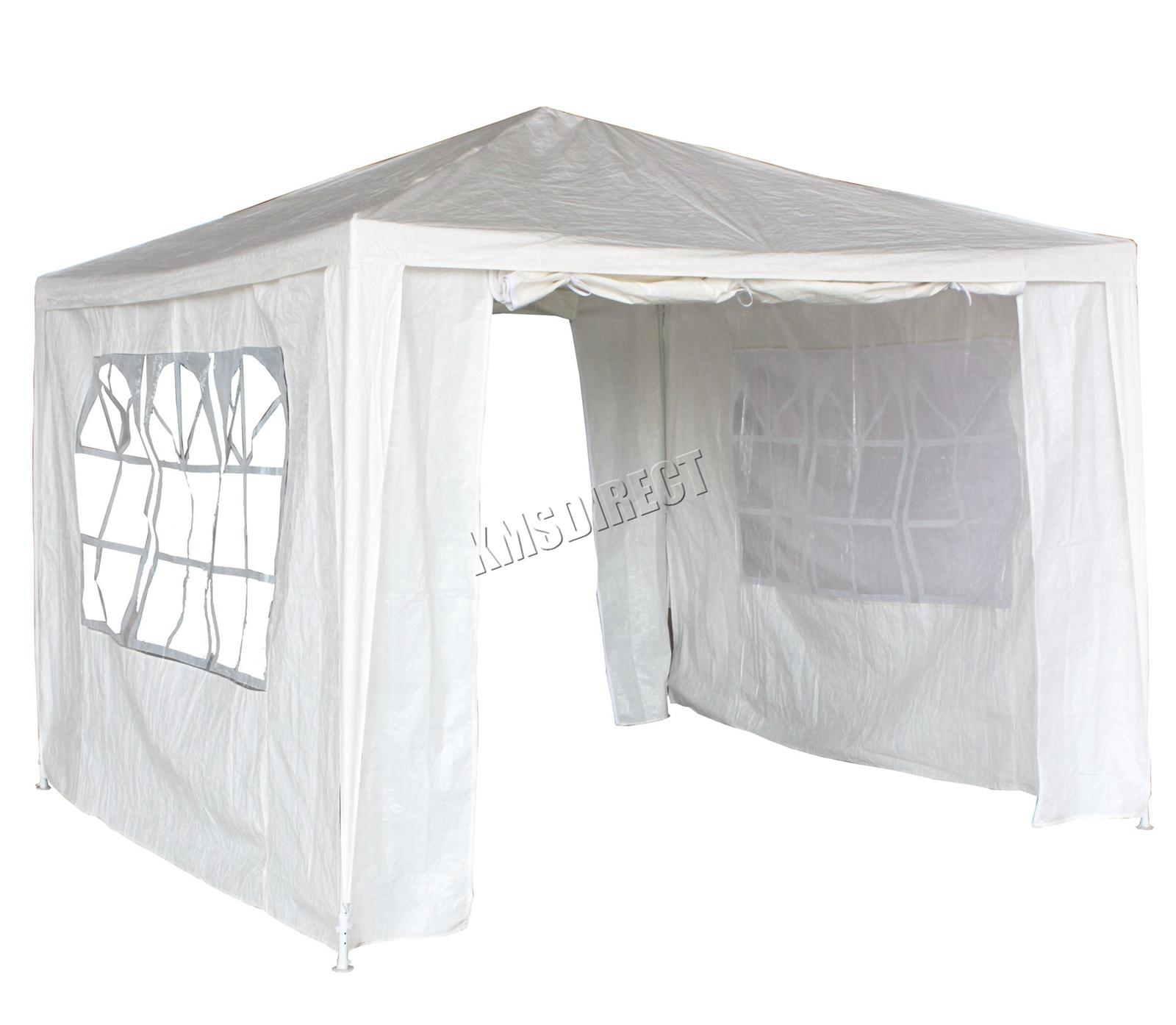New-3-x-3m-120g-Waterproof-Outdoor-PE-Garden-Gazebo-Marquee-Canopy-Party-Tent Indexbild 27