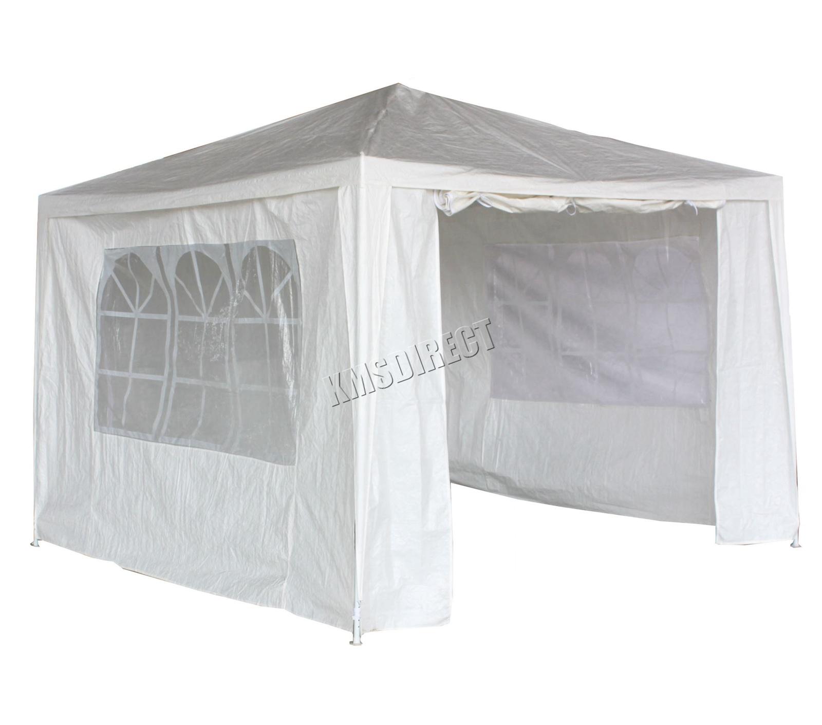 New-3-x-3m-120g-Waterproof-Outdoor-PE-Garden-Gazebo-Marquee-Canopy-Party-Tent Indexbild 28