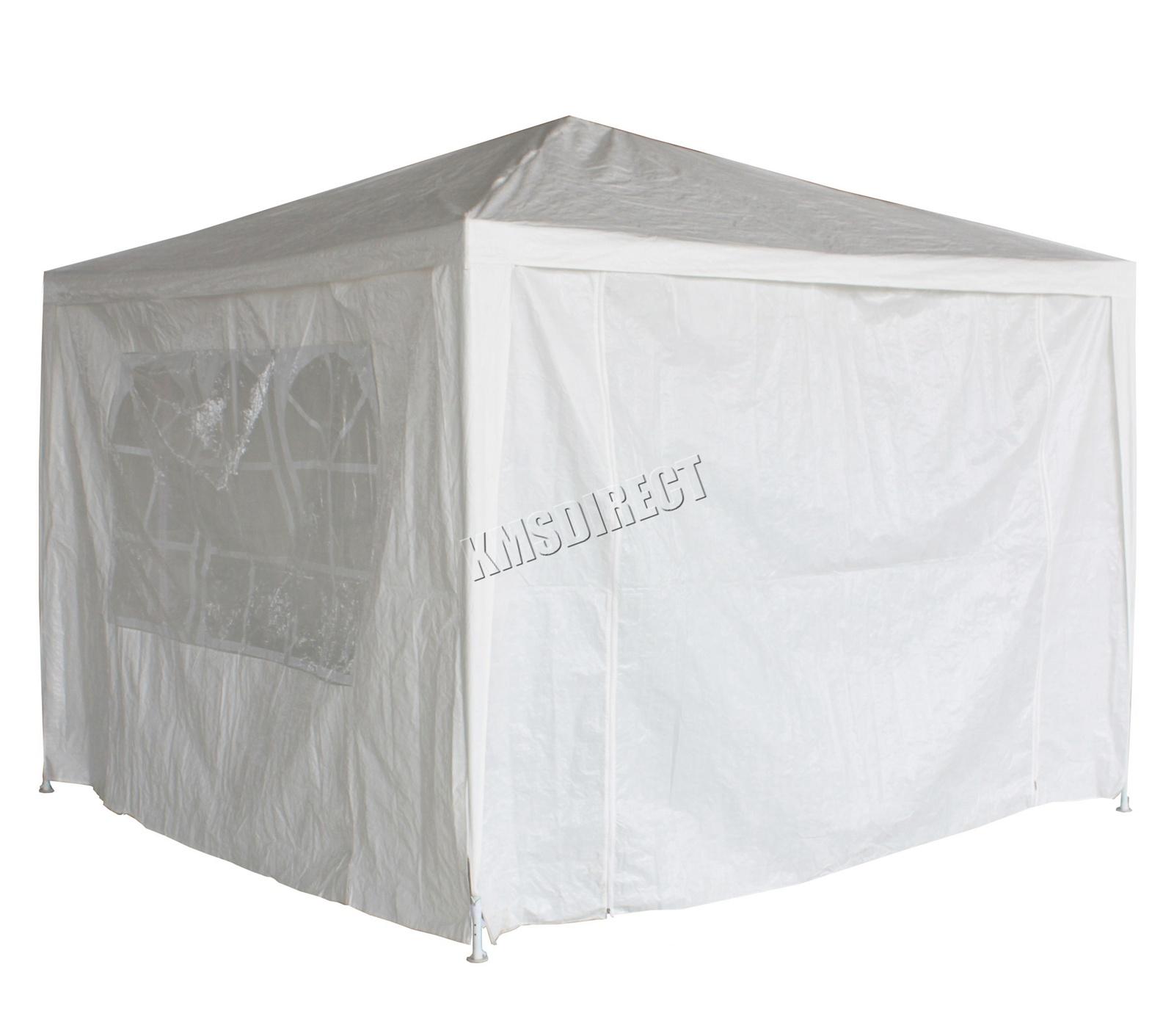 New-3-x-3m-120g-Waterproof-Outdoor-PE-Garden-Gazebo-Marquee-Canopy-Party-Tent Indexbild 30