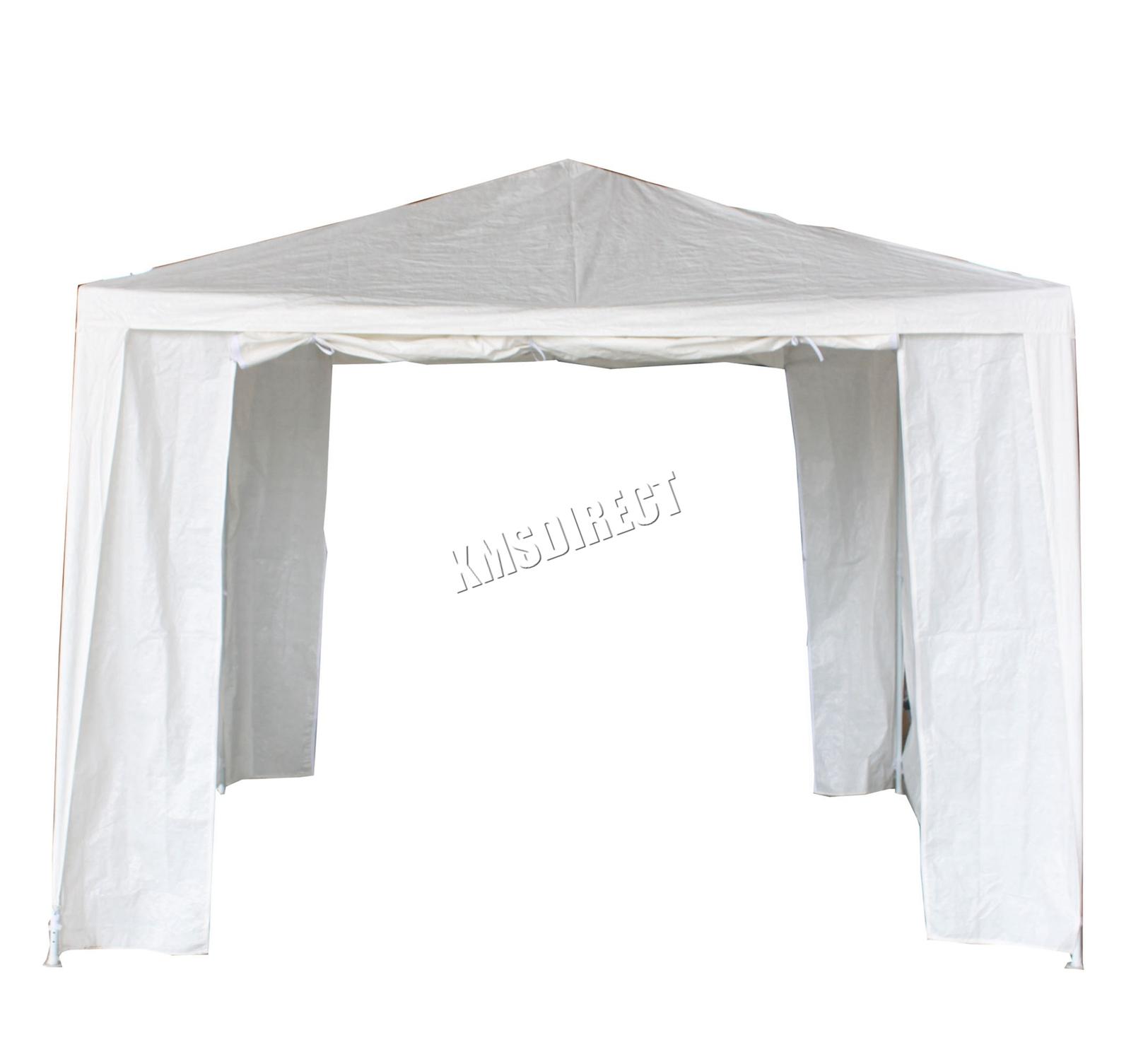 New-3-x-3m-120g-Waterproof-Outdoor-PE-Garden-Gazebo-Marquee-Canopy-Party-Tent Indexbild 32