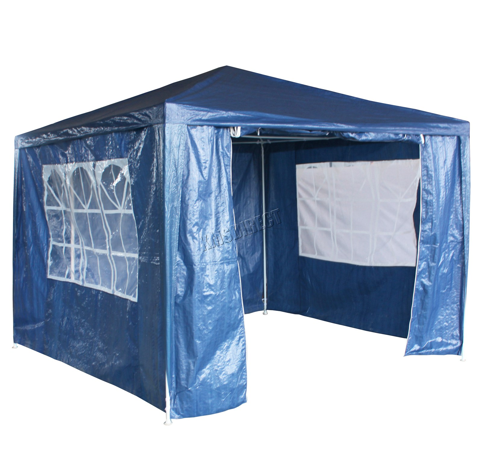 New-3-x-3m-120g-Waterproof-Outdoor-PE-Garden-Gazebo-Marquee-Canopy-Party-Tent Indexbild 16