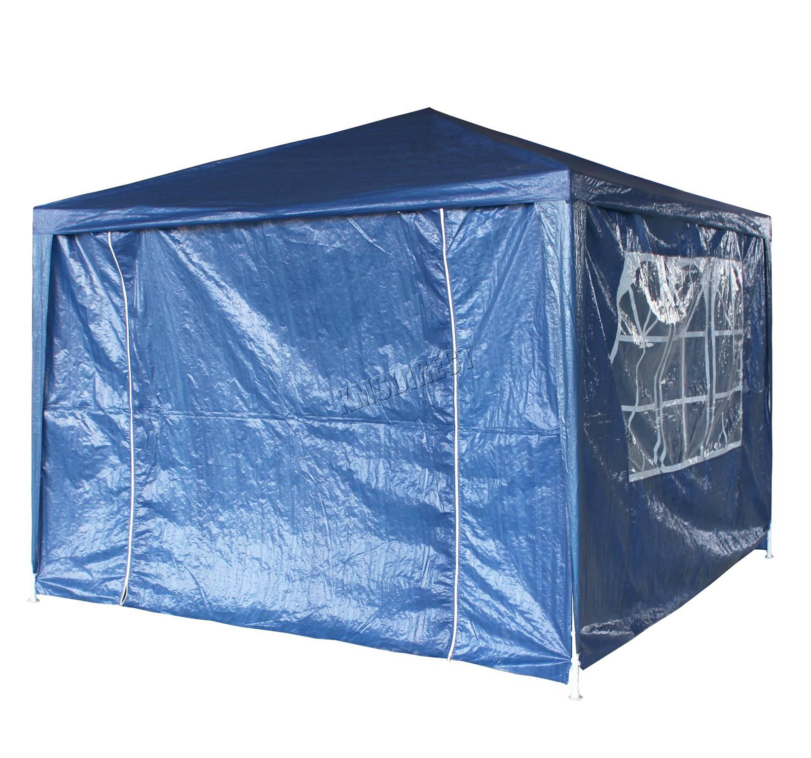 New-3-x-3m-120g-Waterproof-Outdoor-PE-Garden-Gazebo-Marquee-Canopy-Party-Tent Indexbild 17