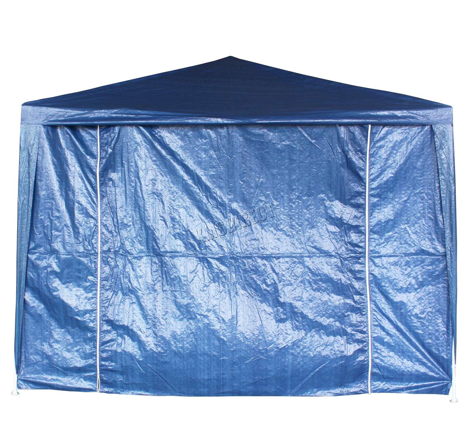 New-3-x-3m-120g-Waterproof-Outdoor-PE-Garden-Gazebo-Marquee-Canopy-Party-Tent Indexbild 18