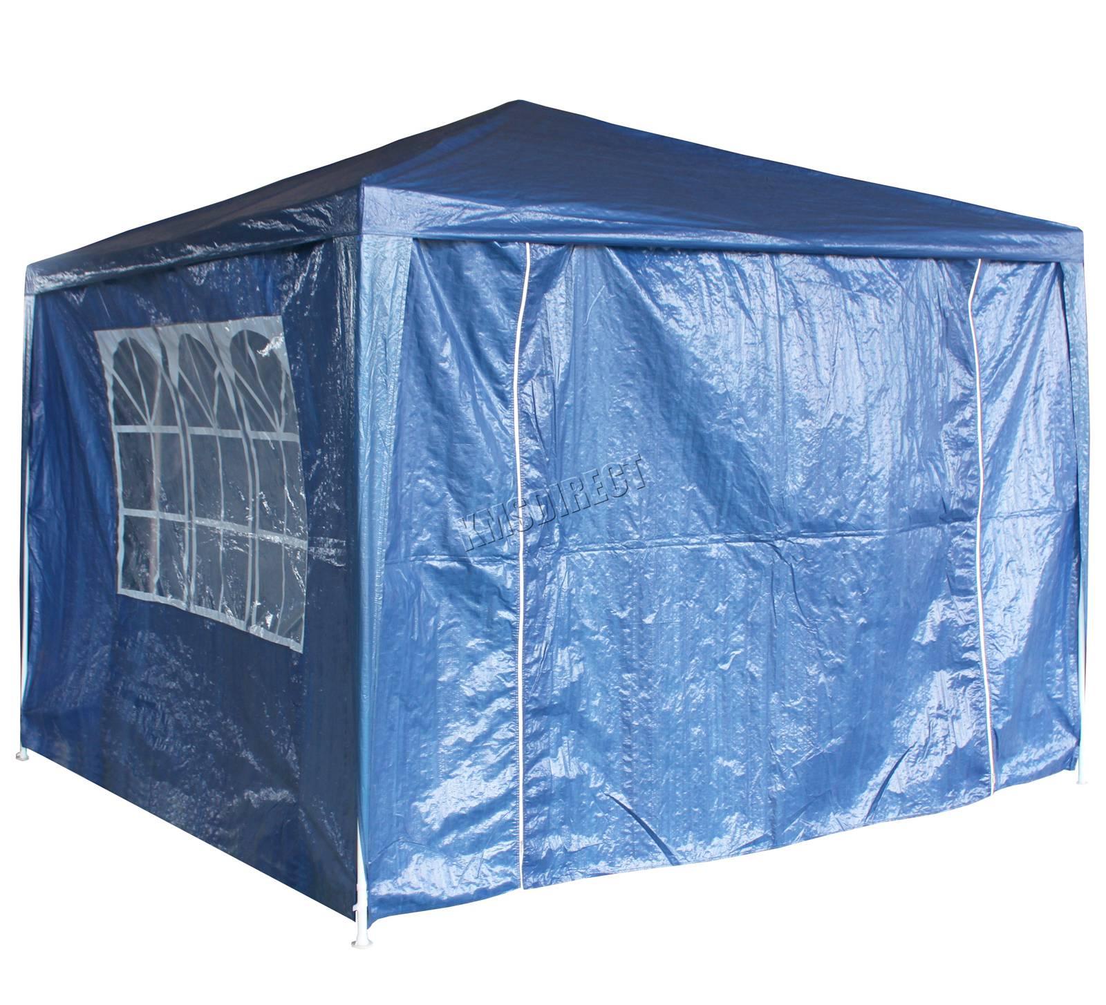 New-3-x-3m-120g-Waterproof-Outdoor-PE-Garden-Gazebo-Marquee-Canopy-Party-Tent Indexbild 19