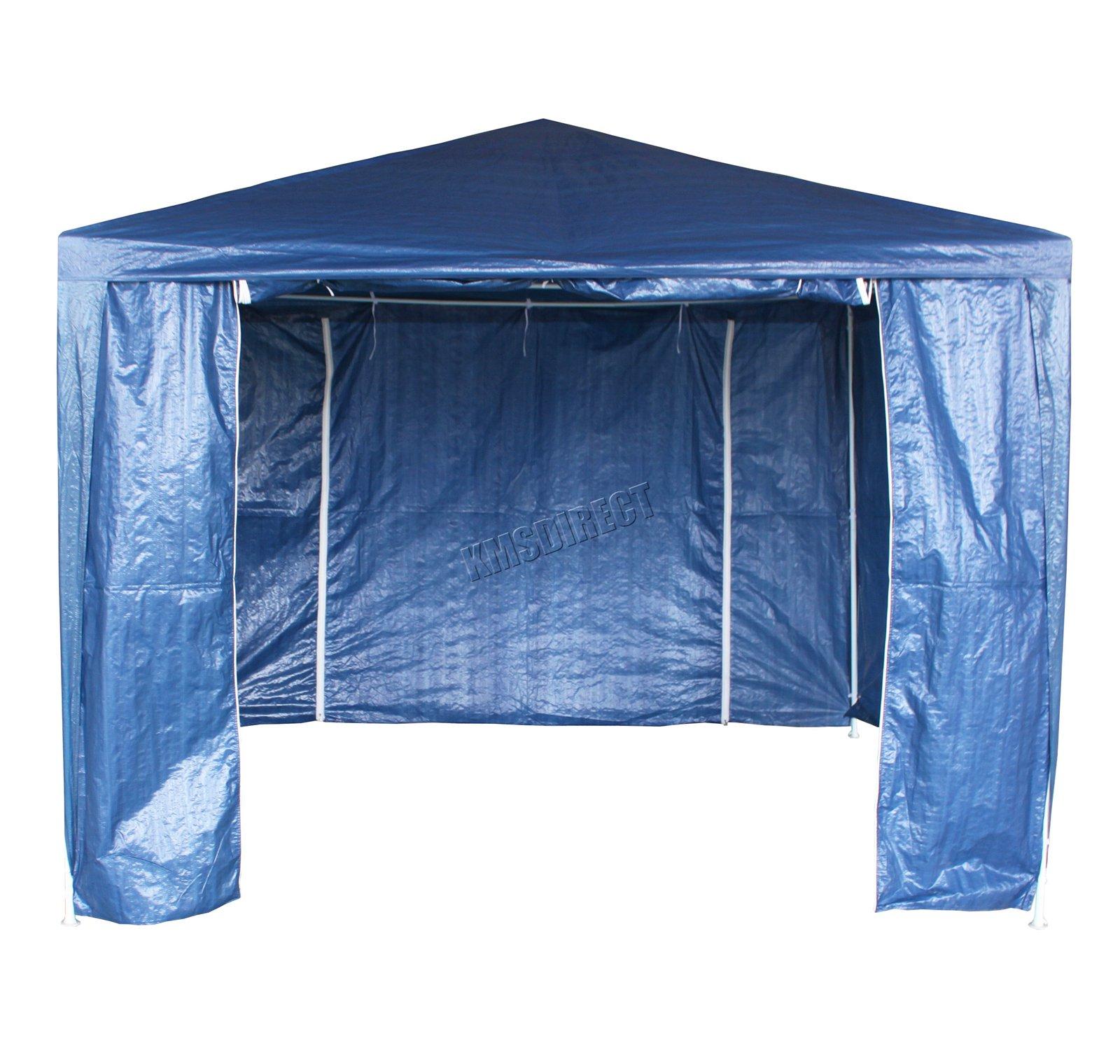 New-3-x-3m-120g-Waterproof-Outdoor-PE-Garden-Gazebo-Marquee-Canopy-Party-Tent Indexbild 20