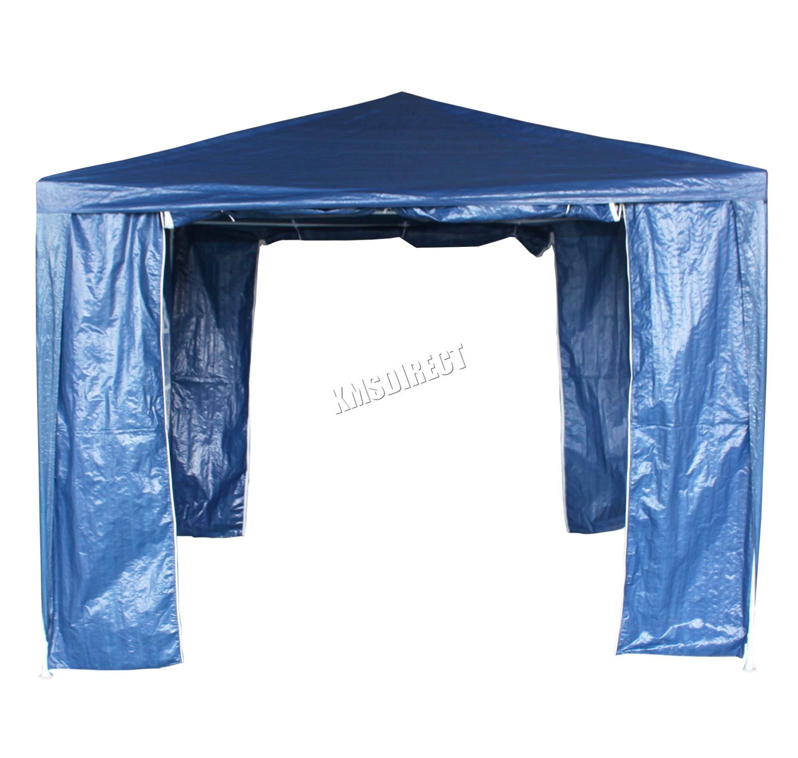 New-3-x-3m-120g-Waterproof-Outdoor-PE-Garden-Gazebo-Marquee-Canopy-Party-Tent Indexbild 21