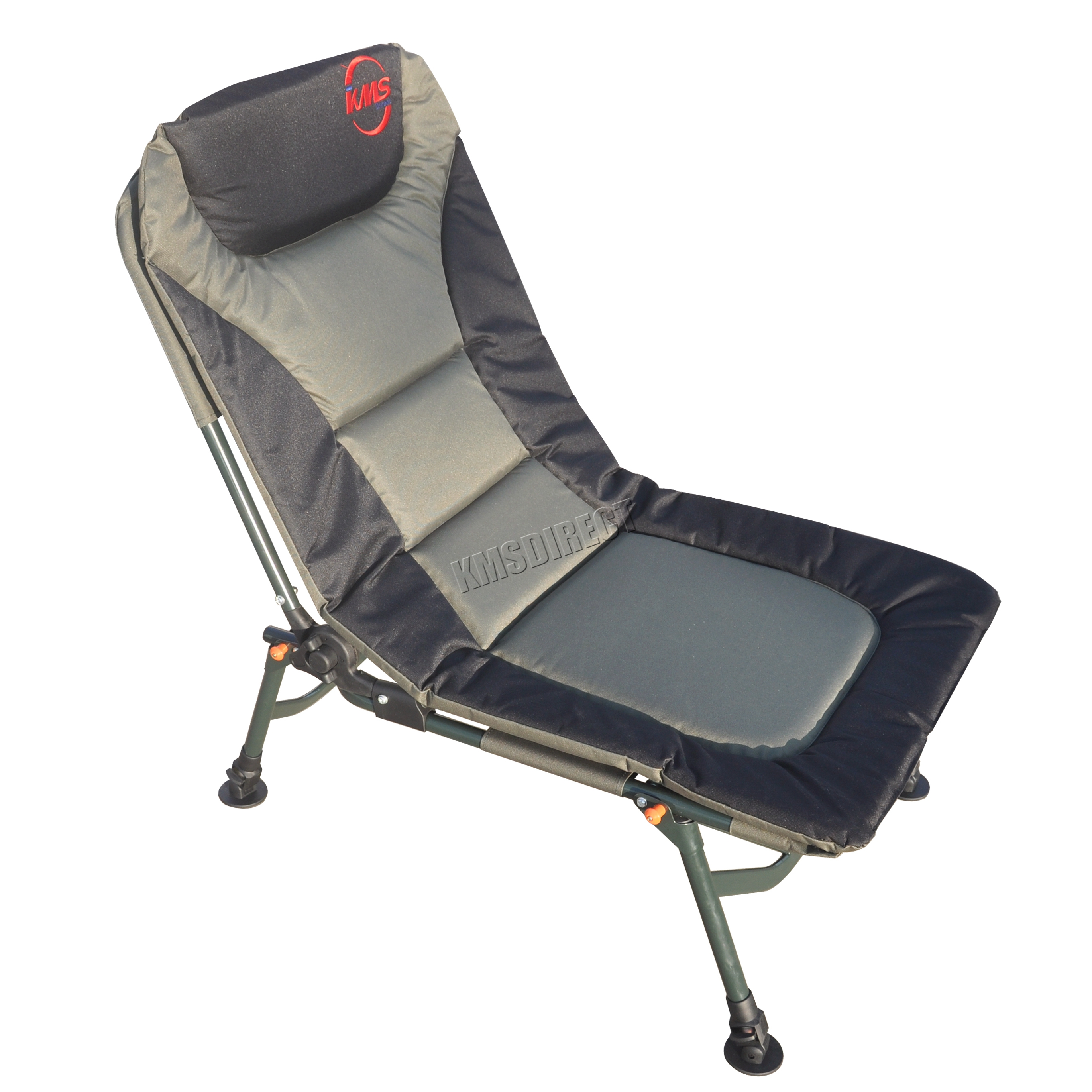Foxhunter Portable Folding Fishing Chair Xl Camping