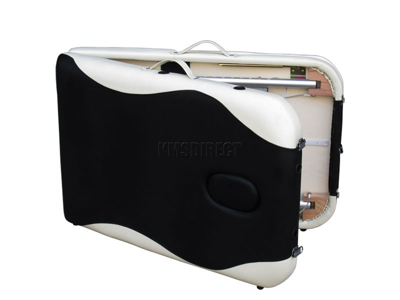 Table de massage pliante l g re pour esth ticienne deluxe ebay - Table de massage pliante legere ...
