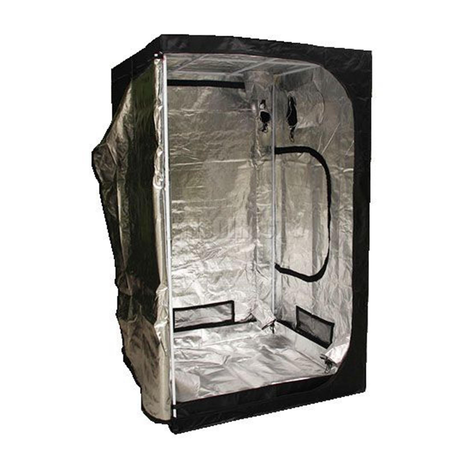 Indoor-Portable-Grow-Tent-Box-Silver-Mylar-Hydroponics-Bud-Green-Room-New-Design miniatuur 15