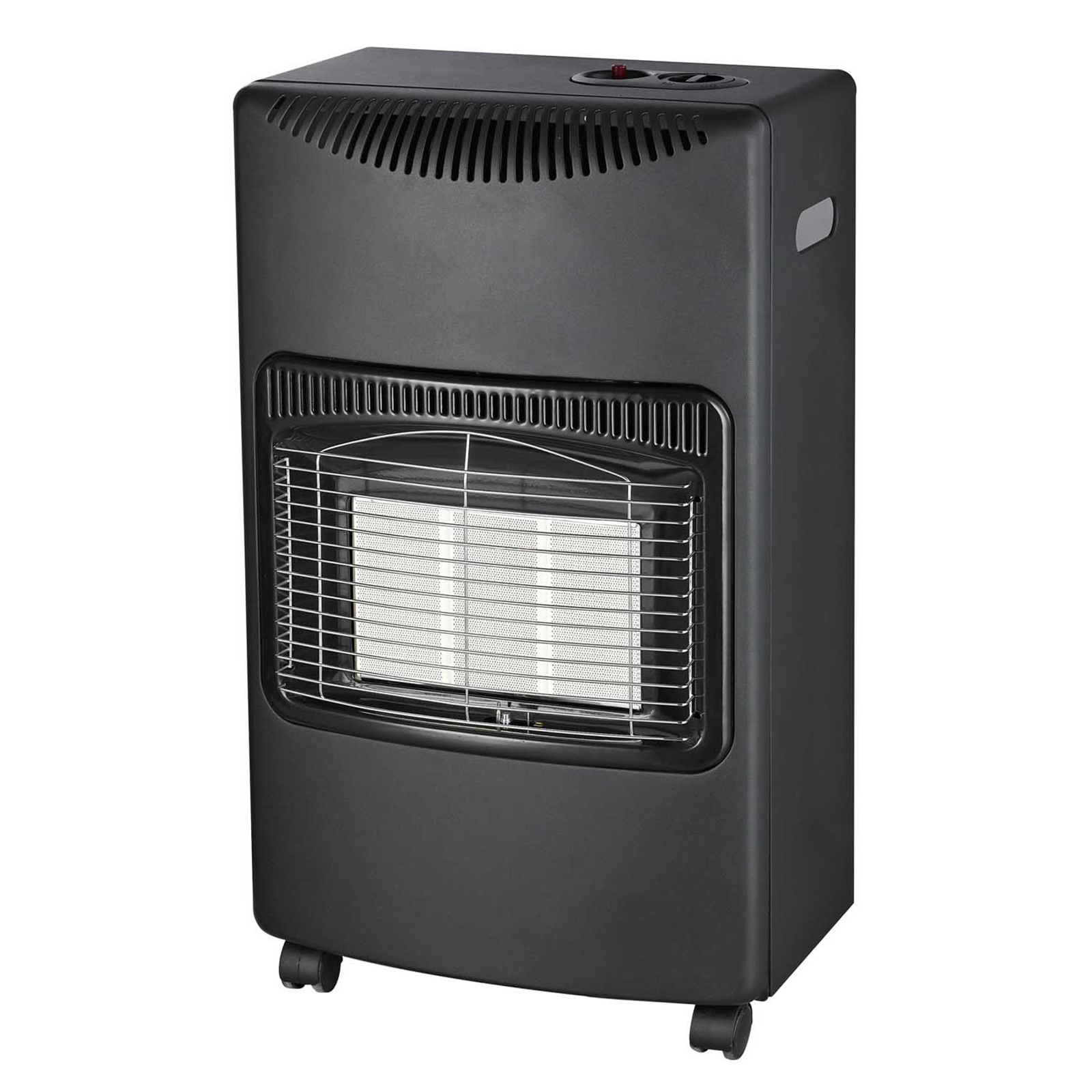 FoxHunter 4.2Kw Portable Home Butane Fire Calor Gas Cabinet Heater ...