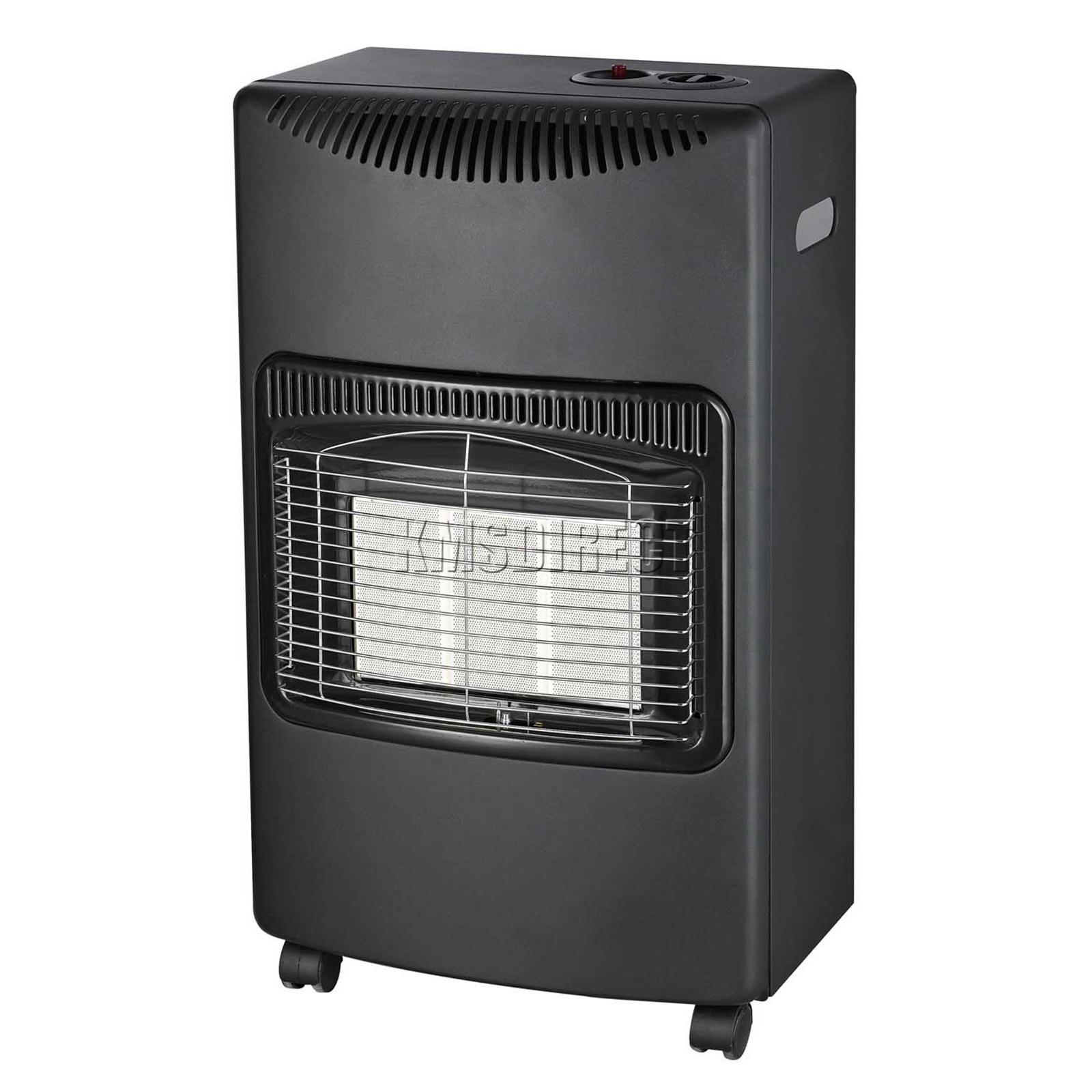 Foxhunter Portable Indoor Heater 4 2kw Home Butane Calor