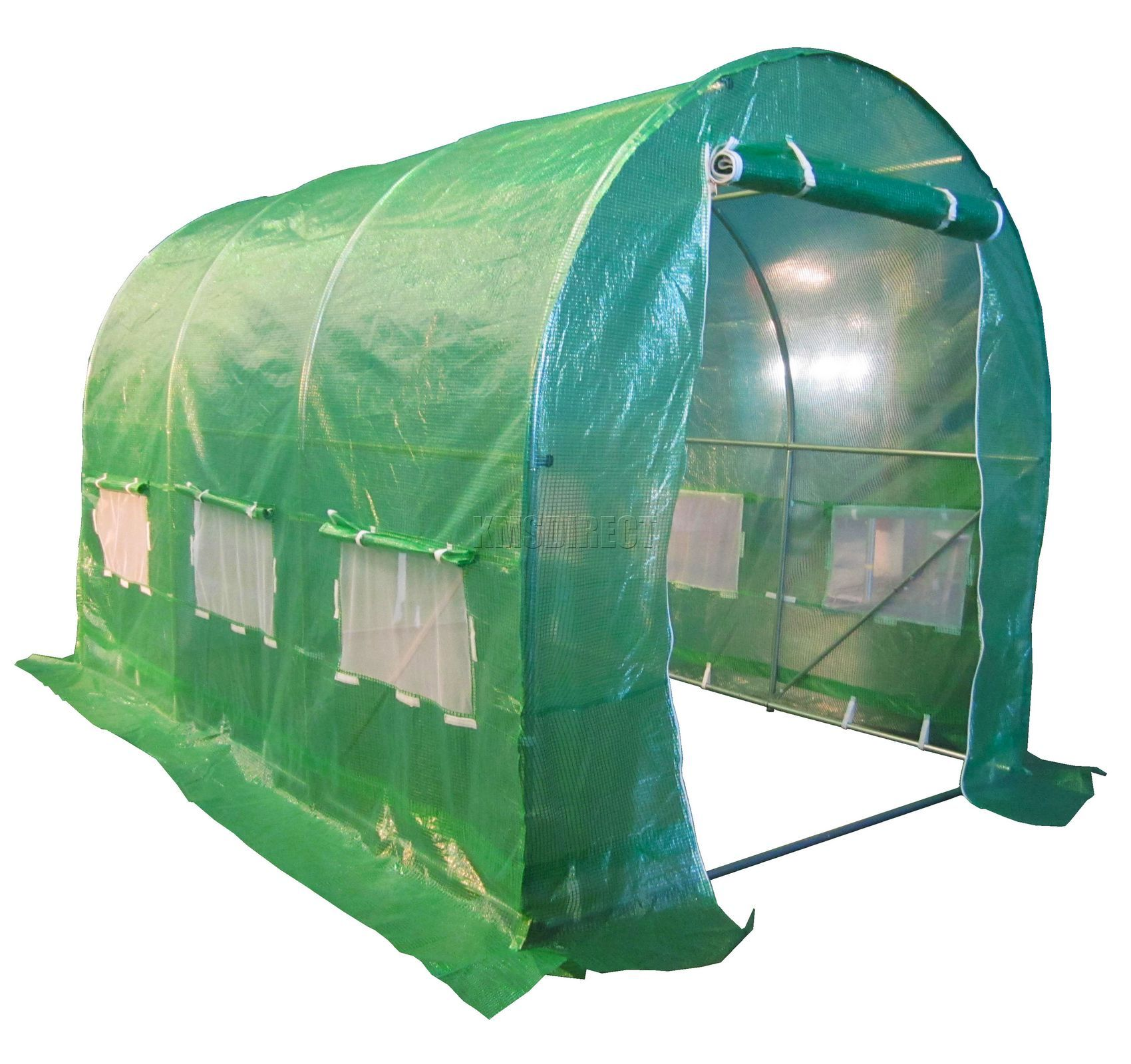 Foxhunter Replacement Polytunnel Greenhouse Pollytunnel