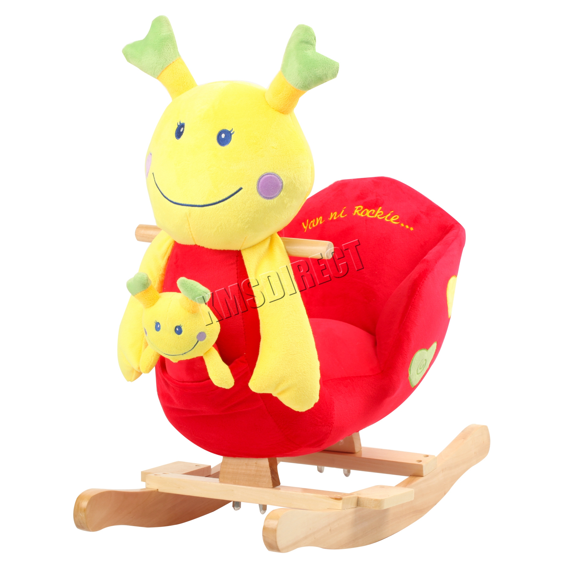 FoxHunter Animal Rocker Baby Kids Rocking Infant Toddler Children